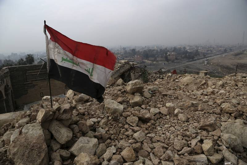 Bodies Are Being Allowed To Rot In The Streets Of Mosul