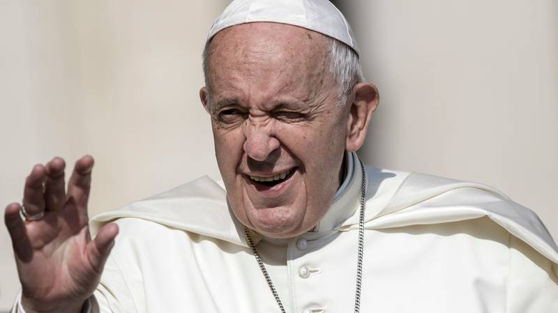 Pope Francis Changes The Catholic Church's Most Famous Prayer