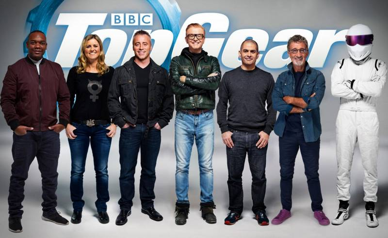 'Top Gear' Insider Has Reportedly Revealed Who's Replacing Chris Evans