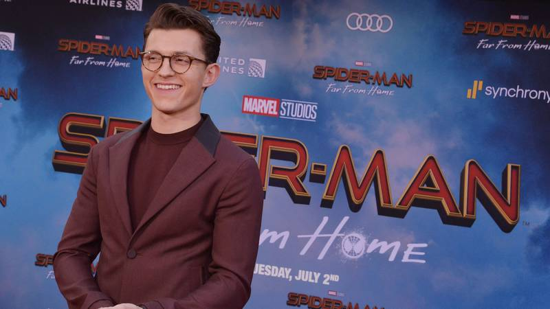 Tom Holland Broke His Computer When He Found Out He Was Spider-Man