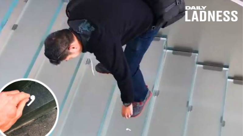Man Pranks San Francisco By Placing AirPod Stickers All Over The City
