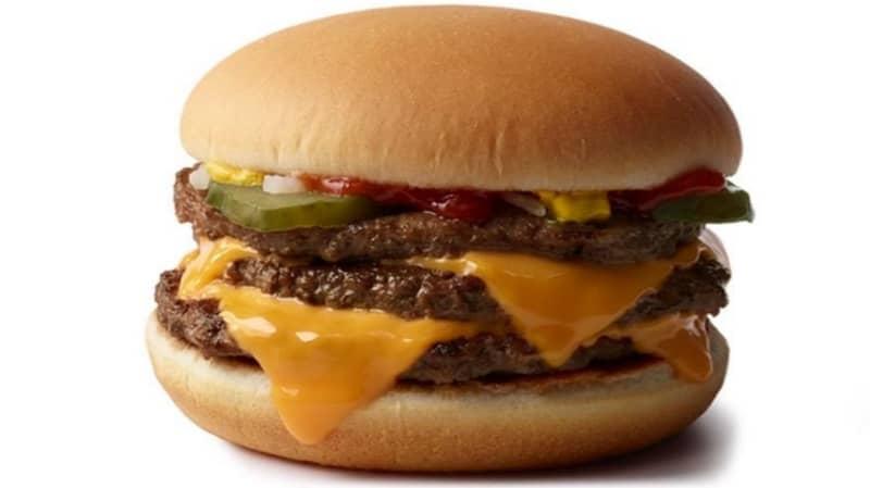 McDonald's Will Introduce Triple Cheeseburgers To Menus Next Week