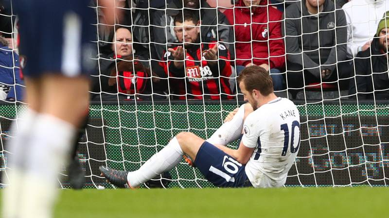 It's Bad News For Club And Country: Spurs Confirm Harry Kane Injury
