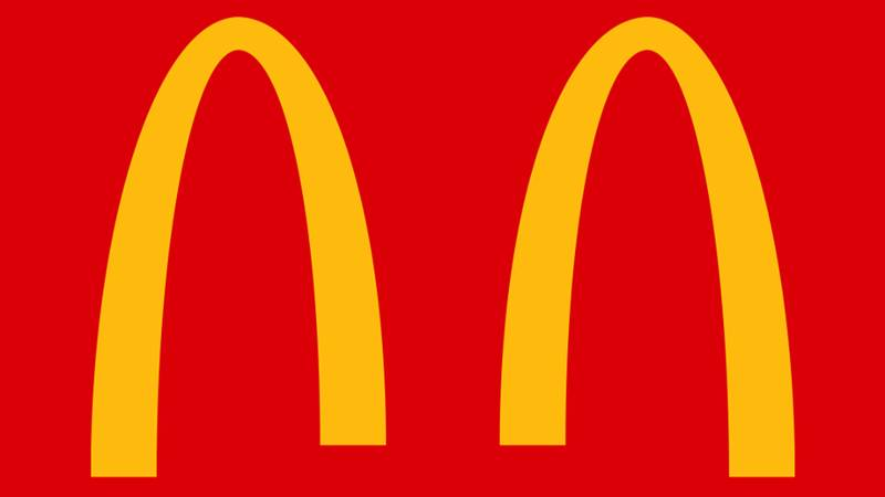 McDonald's Separates Iconic Golden Arches To Promote Social Distancing