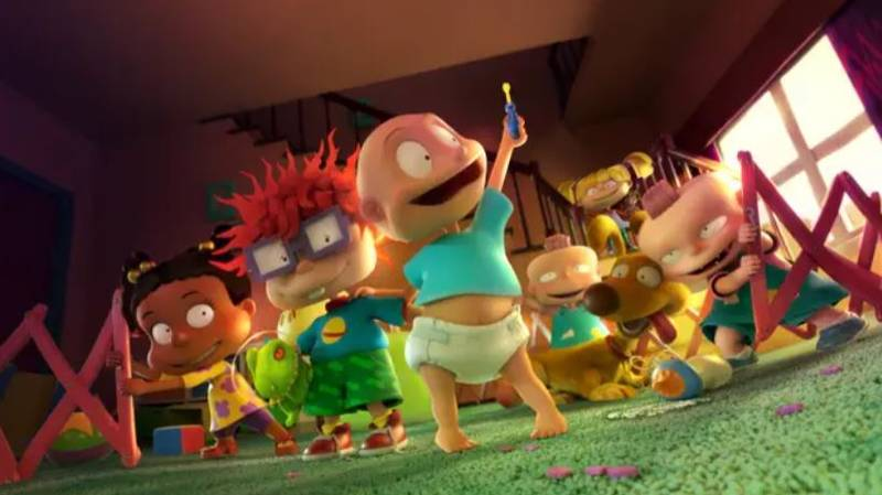 First Look At Rugrats Reboot Has Divided Fans