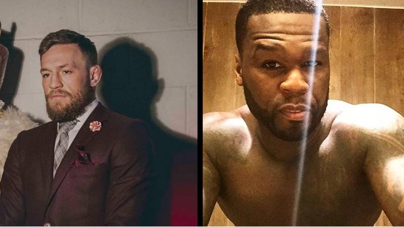 50 Cent Has Upped The Stakes In His Feud With Conor McGregor