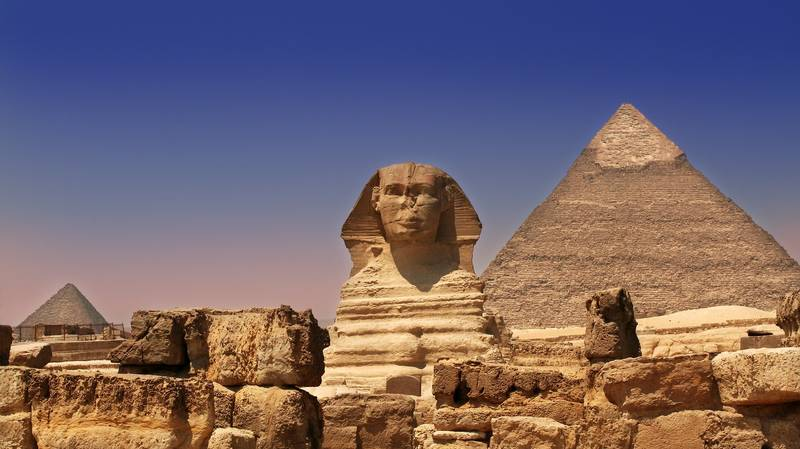 Scientists May Be One Step Closer To Working Out How The Pyramids Were Built