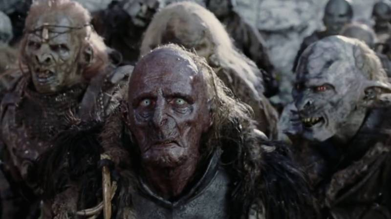 Writer Claims That Lord Of The Rings Discriminates Against Orcs