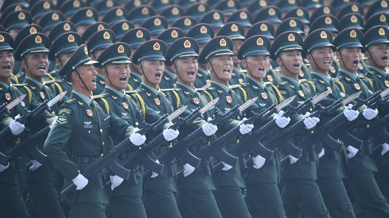 US Official Says China Is Creating Captain America-Style Biologically Enhanced Super Soldiers