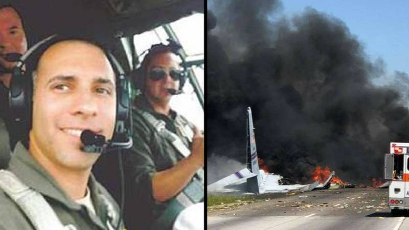 Names Released Of Nine Men Killed In USA Military Aircraft Crash