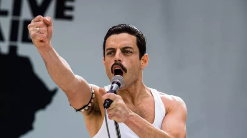 Rami Malek Wins Best Actor Award At This Year's Oscars