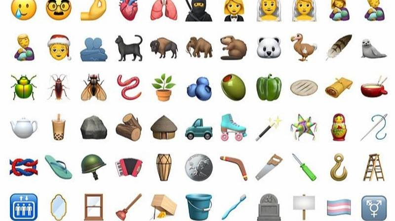 New Set Of Emojis Available On Next Month's Apple iOS Update