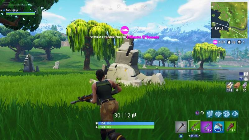 Epic Games Goes Ahead With Lawsuit Against Teenager Who Cheated On Fortnite