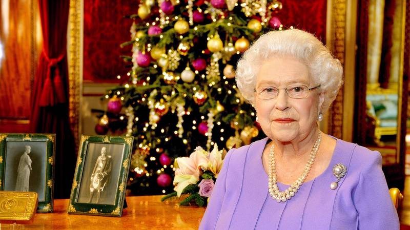 Queen Keeps Her Christmas Decorations Up Until February To Mark Sad Anniversary