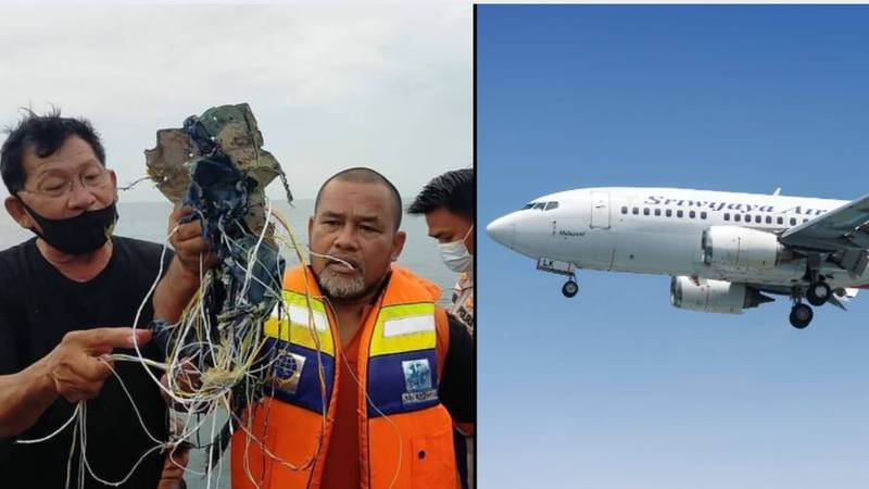 Indonesian Fisherman Gives Harrowing Account Of Plane 'Falling Like Lightning And Exploding'