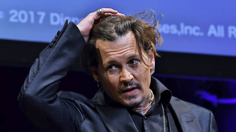 ​Johnny Depp Responds To Ear Piece And Spending Claims
