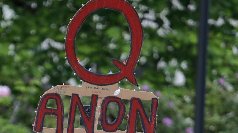 Facebook Is Banning All Accounts And Pages Associated With The QAnon Conspiracy Group