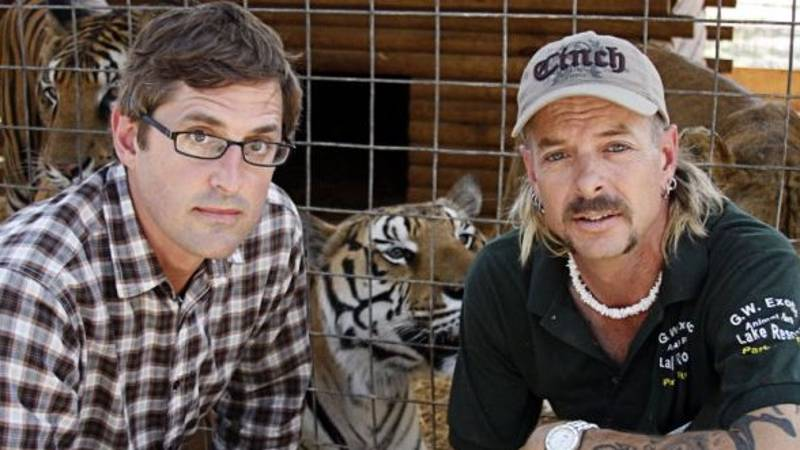 Former Wildlife Park Owner From Louis Theroux Documentary Sent Down For 22 Years