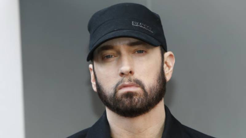 Eminem Shares List Of Rappers He Considers The Greatest Of All Time