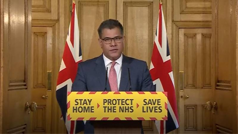 UK Government Announces Coronavirus Vaccine Taskforce