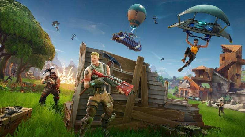Hackers Are Stealing Money From Gamers Playing 'Fortnite: Battle Royale'