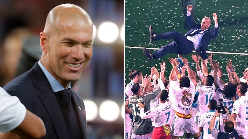 Zinedine Zidane Leaves Real Madrid After Third Champions League Victory
