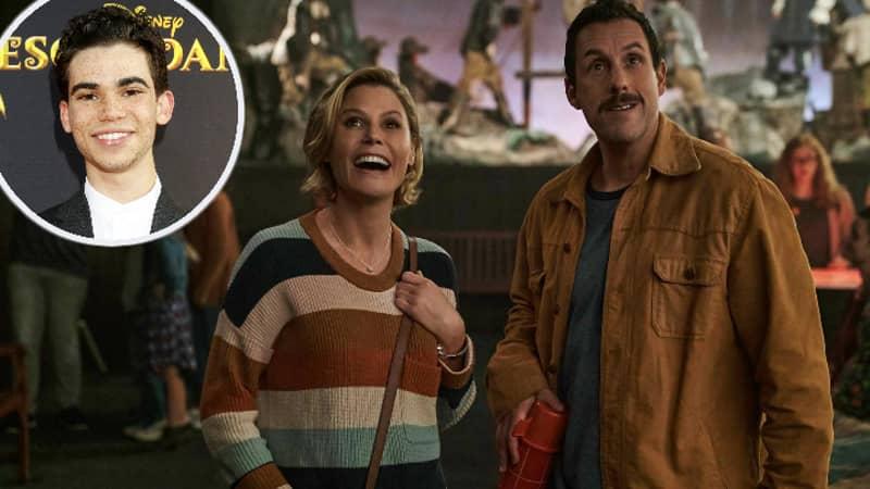 Adam Sandler's Hubie Halloween Ends With Tribute To Cameron Boyce