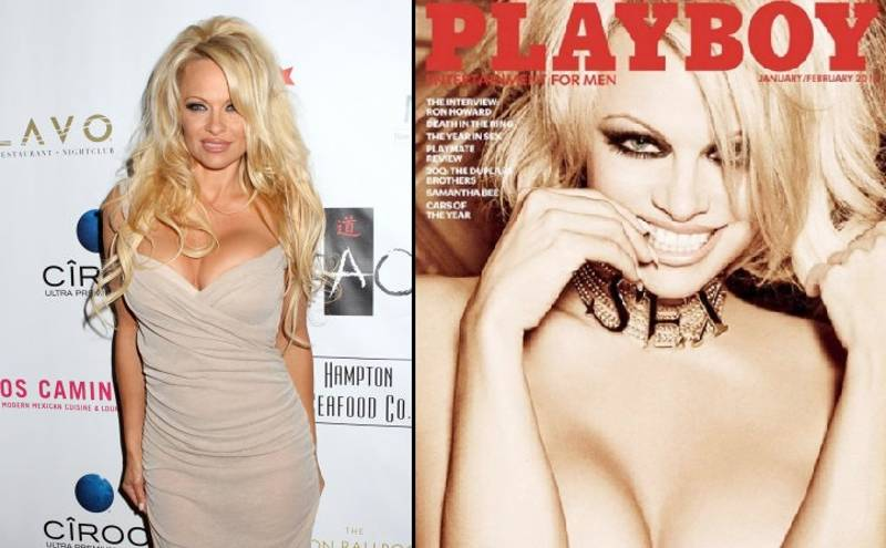 How Much It Costs To Get The Last Nude Playboy Signed By Pamela Anderson