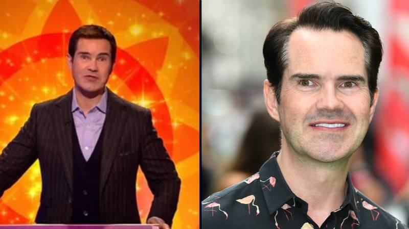 Viewers Left Distracted By Jimmy Carr's New Hairline