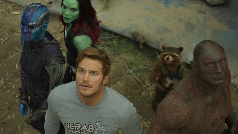 Guardians Of The Galaxy Cast Back James Gunn After Sacking From Disney