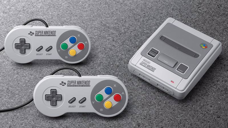 The Nintendo Classic Mini SNES Has Been Released And It Looks Incredible