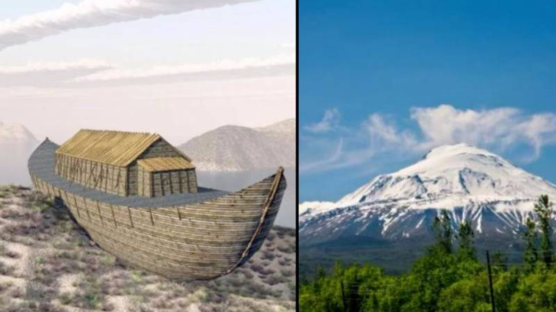 Experts Claim There's New Evidence That Noah's Ark Is Buried In Turkish Mountains