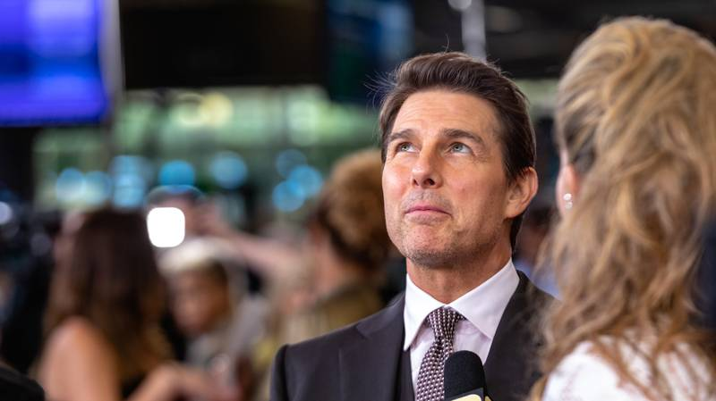 Tom Cruise And Elon Musk Are Making The First Film In Space