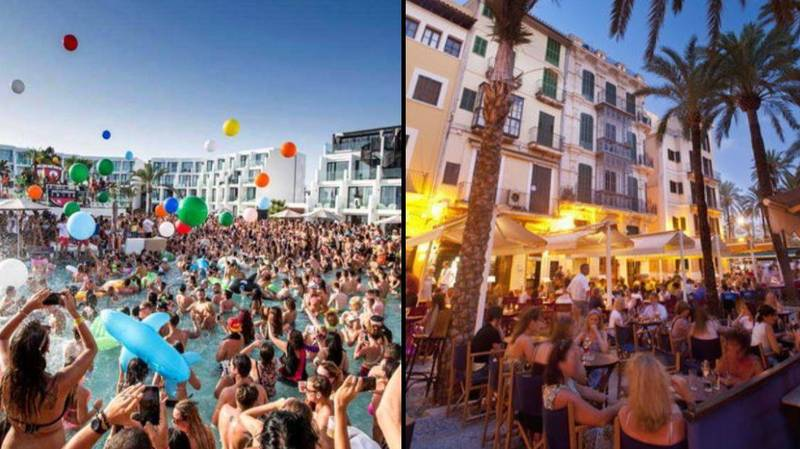 Ibiza And Majorca Close Large Bars And Clubs To Stop Spread Of Coronavirus