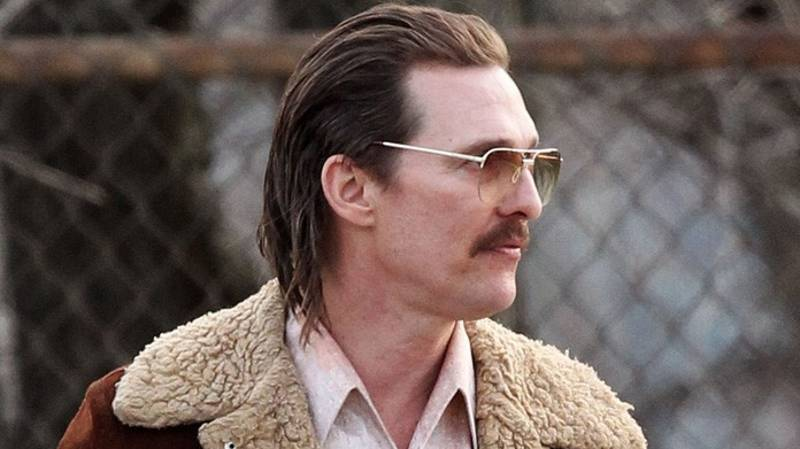 Matthew McConaughey Plays The Dad Of Youngest FBI Informant In 'White Boy Rick'