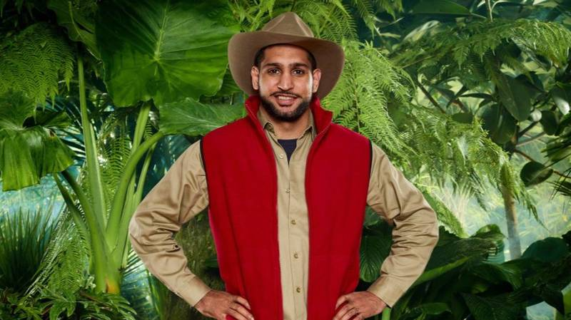 Amir Khan Is Making Way More From 'I'm A Celebrity' Than Everyone First Thought