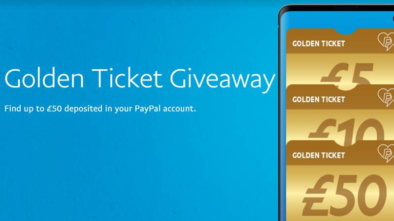 Is The PayPal Golden Ticket A Scam?