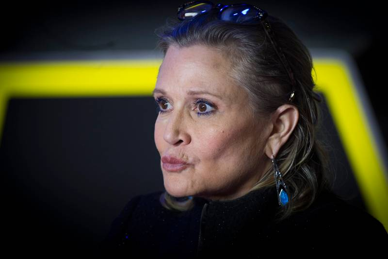 George Lucas Made Carrie Fisher Act In No Underwear In 'Star Wars'