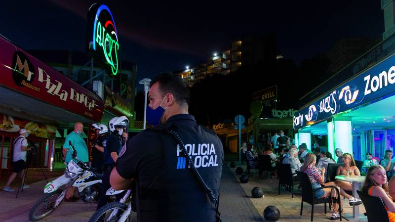 Magaluf's Punta Ballena Bars Ordered To Close Down Until September
