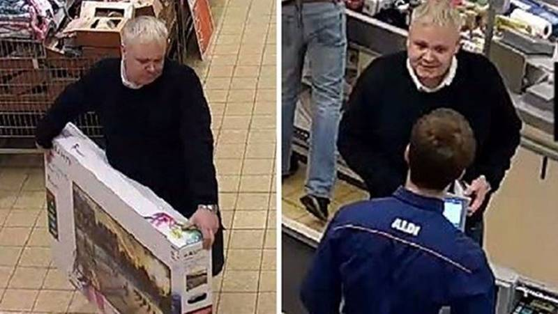 Game-Changing Thief Gets A Massive Refund On A TV He'd Taken Off The Shop's Shelf