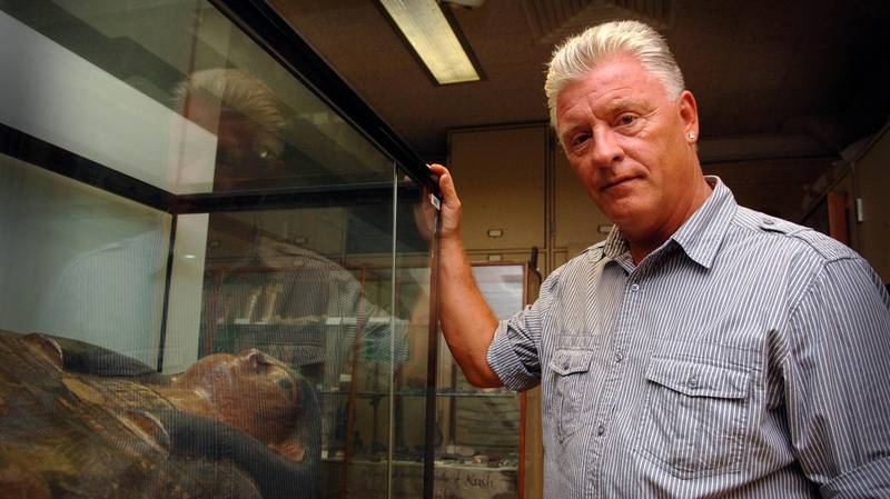 British TV Medium Derek Acorah Has Died Aged 69