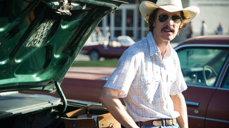Matthew McConaughey Stuns Joe Rogan With 'Militant' Weight Loss Regime For Dallas Buyer's Club