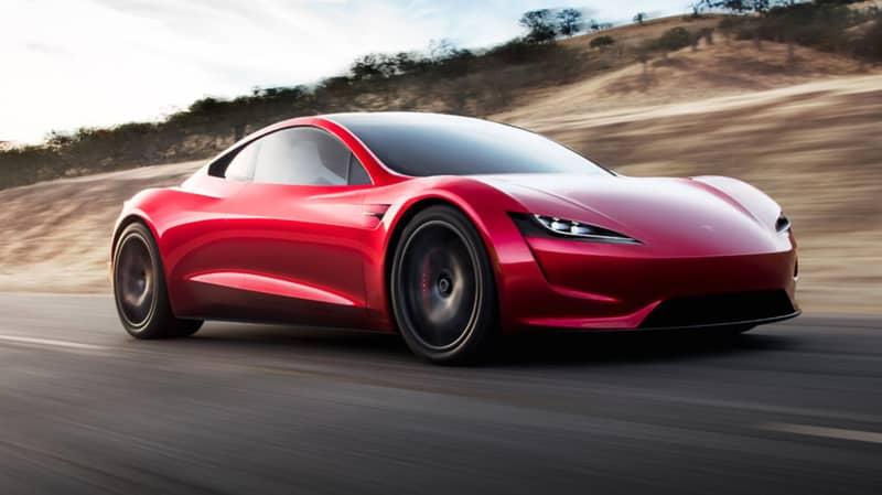 Elon Musk Tells Joe Rogan He Wants The Next Tesla Roadster To Hover