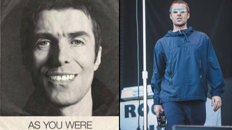 Liam Gallagher's 'As You Were' Becomes Highest Selling Vinyl Record In 20 Years