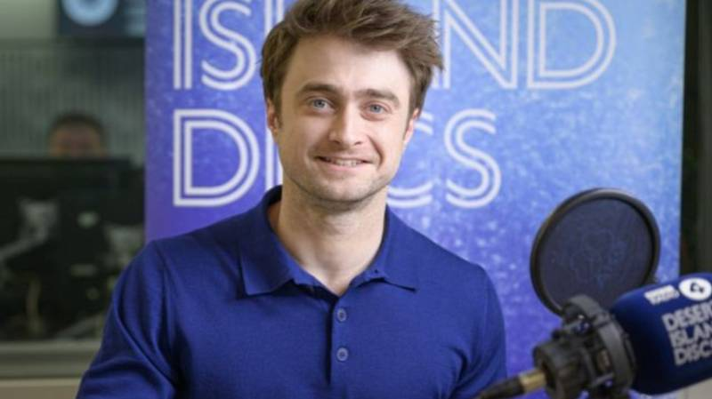 Daniel Radcliffe Says Harry Potter Turned Him Into An Alcoholic