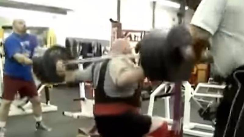 These Videos Are Proof That The Gym Spares No-One