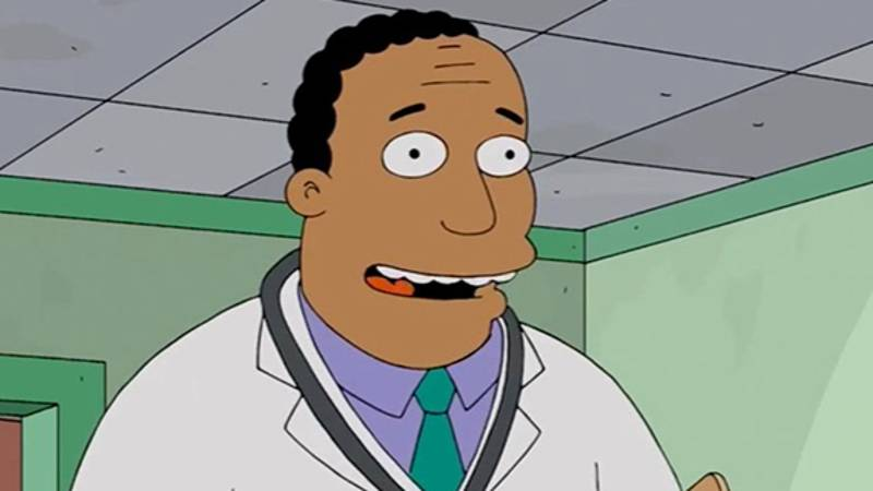The Simpsons Replace White Voice Actor Of Dr Hibbert After 30 Years