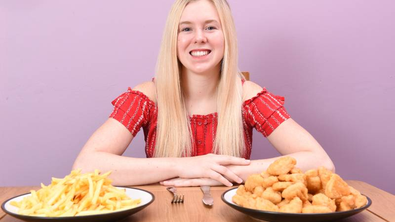 Teenager Who Only Ate Chicken Nuggets And Chips For 15 Years Finds Help From Hypnotist