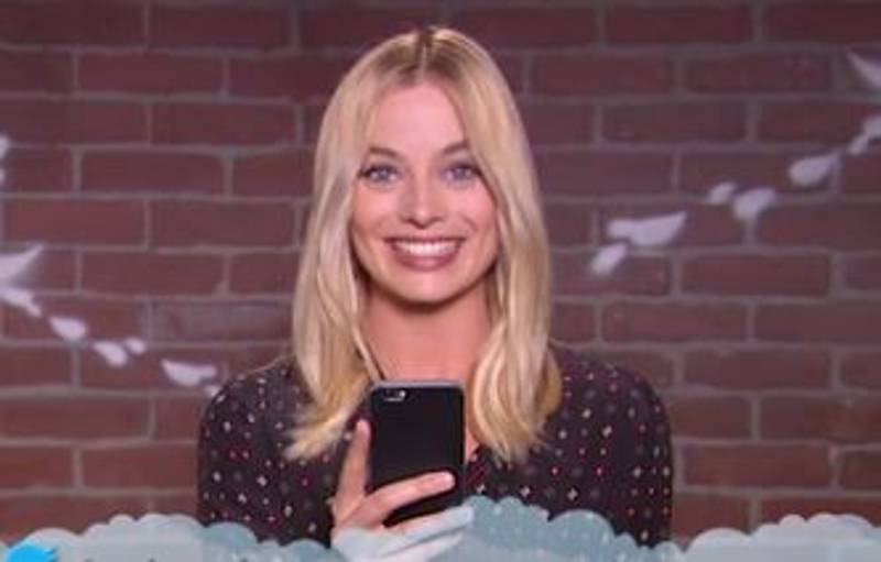 Margot Robbie And A-listers Read Out Mean Tweets And It's Hilarious
