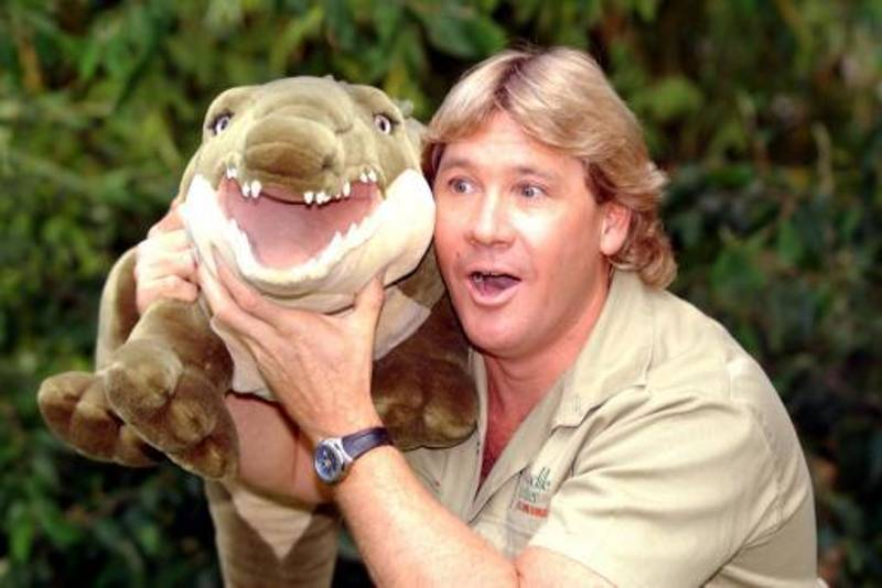 Crocodile Hunter Steve Irwin Penned A Moving Letter To His Parents Prior To His Death